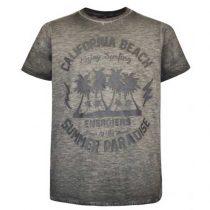 """Maglietta in cotone per bambino con stampa """"California"""""""