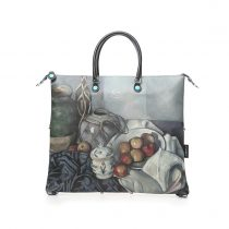 Borsa Shopping piatta trasformabile G3 PLUS in PU e pelle – PAUL CEZANNE