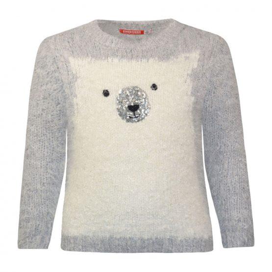 Maglione orso polare